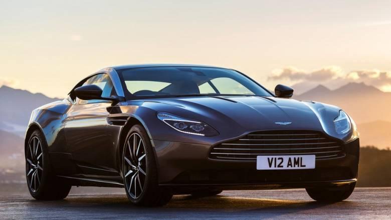 H Aston Martin DB11 εγκαινιάζει μια νέα εποχή για τη βρετανική μάρκα