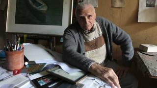 Τη Δευτέρα η κηδεία του ζωγράφου Παναγιώτη Τέτση