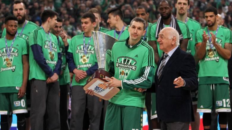 Ο Δημήτρης Διαμαντίδης έπαιξε στον τελευταίο τελικό Κυπέλλου Ελλάδας και αποχαιρετά το θεσμό