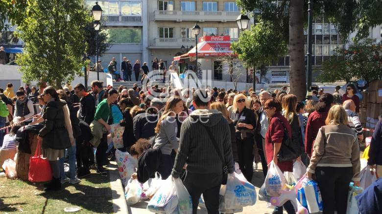 Oι Έλληνες ξέρουν από προσφυγιά και το αποδεικνύουν έμπρακτα