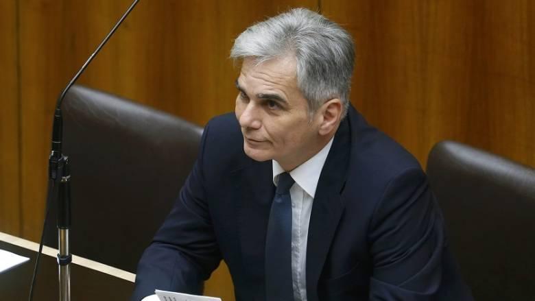 Σταθερή η απόφαση της Αυστρίας και μην δεχτεί την συμφωνία της Ε.Ε.