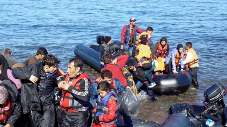 Νέο ναυάγιο με μετανάστες στα ανοικτά των τουρκικών ακτών
