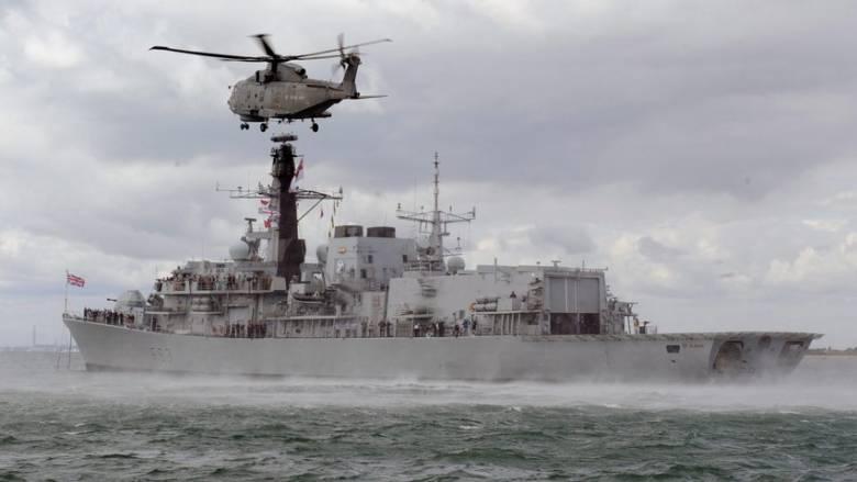 Επιχείρηση ΝΑΤΟ στο Αιγαίο: Με τρία πλοία συμμετέχει η Βρετανία