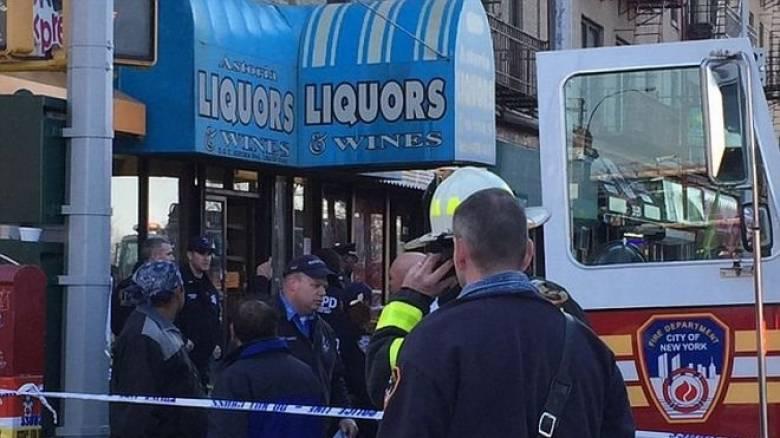 Δολοφονικό αμόκ στην Αστόρια: 23 χρονος σκότωσε Έλληνα και τραυμάτισε άλλους δύο