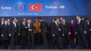 Εμπλοκή στις διαπραγματεύσεις της Συνόδου για το προσφυγικό