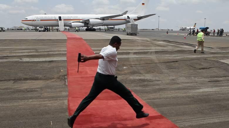Ταξίδεψε στις αποσκευές αεροπλάνου για να ζητήσει άσυλο στη Σουηδία