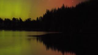 Ένα χρωματικό υπερθέαμα στον ουράνιο θόλο της Γηραιάς Αλβιόνας