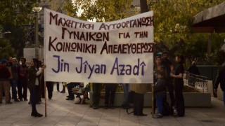 Συγκέντρωση στην πλατεία Βικτωρίας για την γυναικεία χειραφέτηση