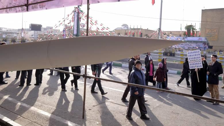 Διεθνής ανησυχία για τις δοκιμές πυραύλων του Ιράν