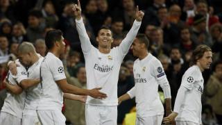 Ρεάλ Μαδρίτης και Βόλφσμπουργκ απέκλεισαν Ρόμα και Γάνδη στις ρεβάνς των 16 του Champions League