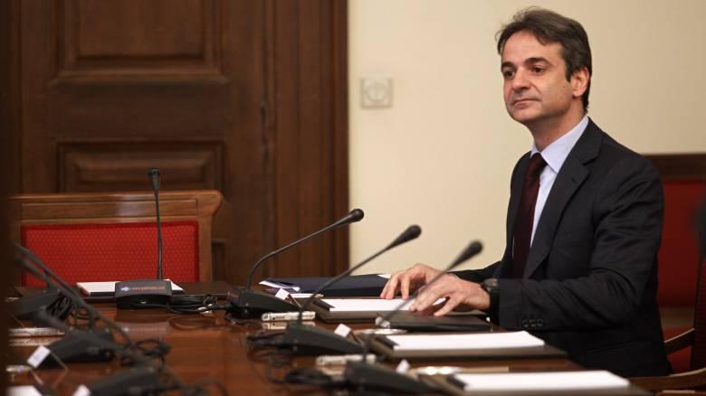 Aυστηρή, σοβαρή και υπεύθυνη η αντιπολίτευση της ΝΔ, δηλώνει ο Κ. Μητσοτάκης