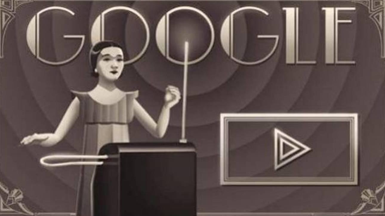 Google Doodle: Clara Rockmore η μάστερ του θέρεμιν