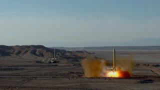 Άλλους δυο βαλλιστικούς πυραύλους εκτόξευσε το Ιράν