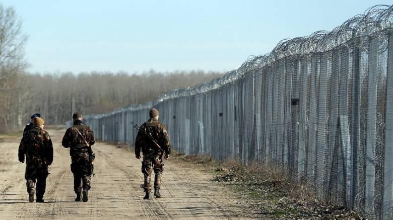 Ενισχύει τα σύνορα της η Ουγγαρία με στρατιωτικες και αστυνομικές δυνάμεις
