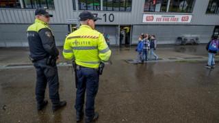 Ανθρώπινο κεφάλι βρέθηκε έξω από καφέ στο Άμστερνταμ