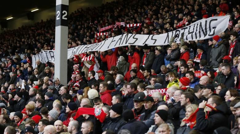 Μεγάλη νίκη του κινήματος των οπαδών με τις ομάδες να μειώνουν τις τιμές των εισιτηρίων
