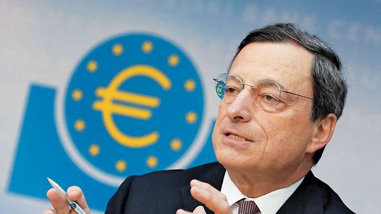 Στις αποφάσεις νομισματική πολιτικής της ΕΚΤ η προσοχή των διεθνών αγορών