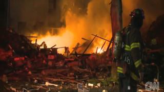 Εικόνα ισοπέδωσης από την ισχυρή έκρηξη στο Σιάτλ