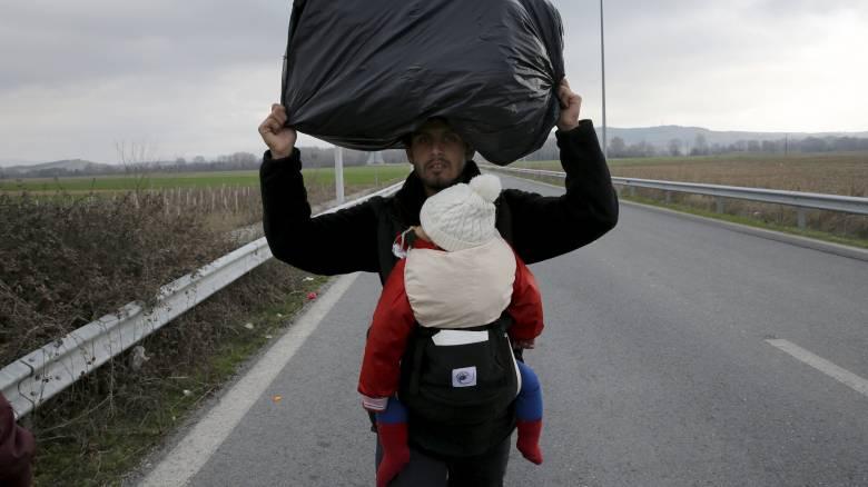 Προσφυγικό: Οι νέες διαδρομές προς την Ευρώπη