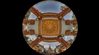 Κοιτώντας ψηλά στους θόλους της Βομβάης
