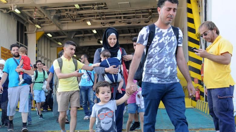 Διενέργεια προκαταρκτικής εξέτασης για εκμετάλλευση προσφύγων στο λιμάνι του Πειραιά