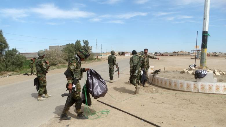 Aιχμαλωτίστηκε ο επικεφαλής του Ισλαμικού Κράτους για τα χημικά όπλα, ανακοίνωσαν οι ΗΠΑ