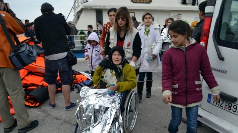 «Θα επιστρέψουν στην Τουρκία οι πρόσφυγες από πέντε ελληνικά νησια» λέει Τούρκος αξιωματούχος