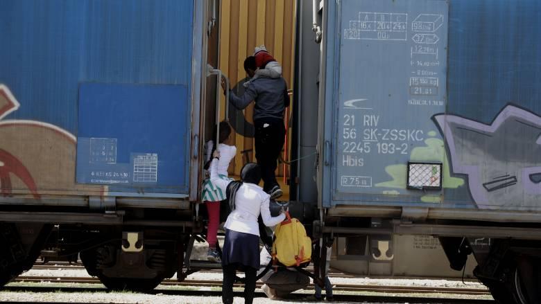 Γερμανία: Ένας 17χρονος μετανάστης σκοτώθηκε πηδώντας από τρένο εν κινήσει