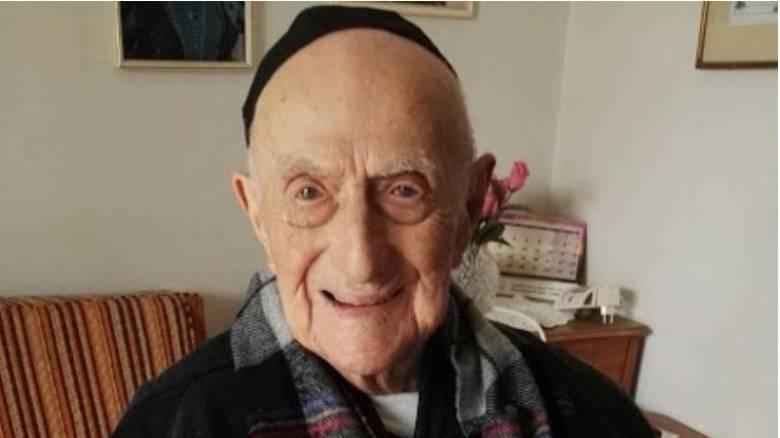 Επιζών του Άουσβιτς ο γηραιότερος άντρας στον κόσμο