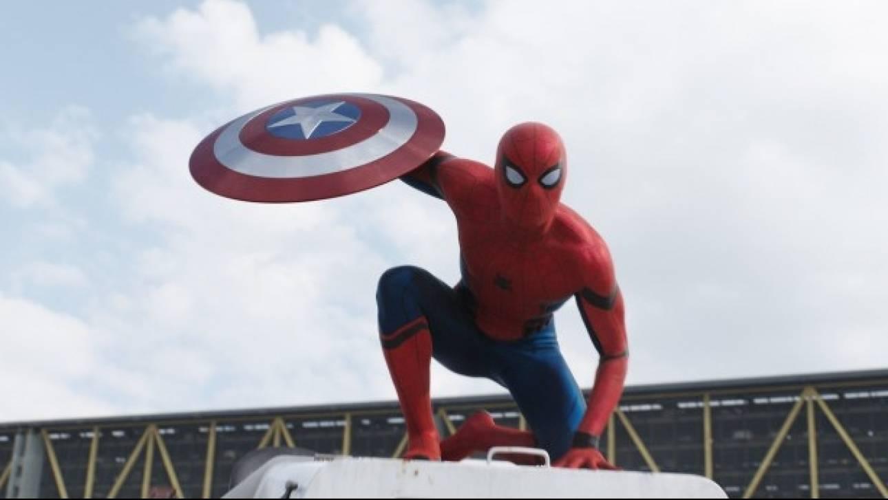 Ποιος είναι ο νέος Spiderman