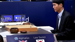 Τρίτη διαδοχική νίκη στο Go για τον υπολογιστή της Google