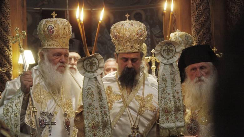 Ιερώνυμος: Αιχμές για το πως αντιμετωπίζει το κράτος την Εκκλησία