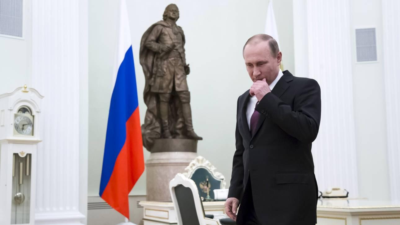 Ο Πούτιν έρχεται στην Αθήνα