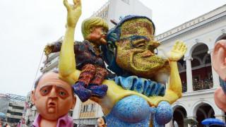 Πάτρα: Η μεγάλη μέρα του καρναβαλιού (pics)