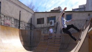 Οι skateboarders του Κεραμεικού