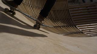 Transition skateboarding στον Κεραμεικό