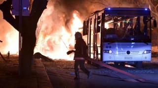 Έκρηξη στην Άγκυρα: Στους 27 νεκρούς ο απολογισμός από την επίθεση