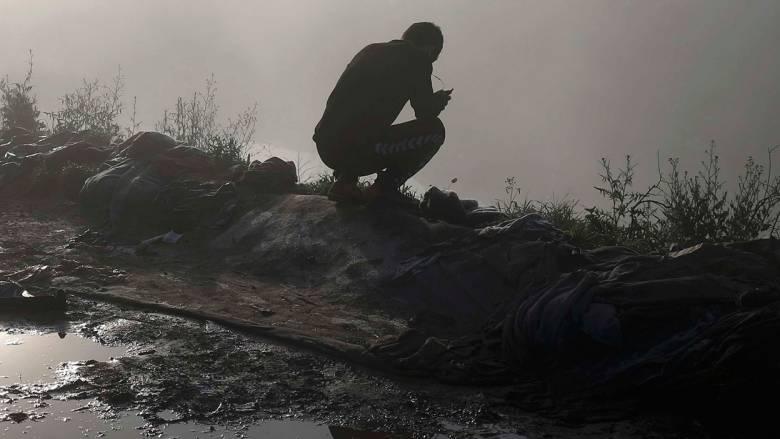 Πνίγηκαν τρεις πρόσφυγες από χείμαρρο στην κωμόπολη Γευγελή