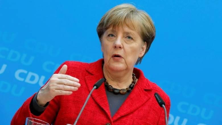 Κυνική παραδοχή Μέρκελ: Η Γερμανία επωφελήθηκε από το κλείσιμο της Βαλκανικής Οδού