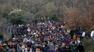 Ένταση στα σύνορα με την πΓΔΜ - Οι Σκοπιανοί συνέλαβαν δεκάδες φωτορεπόρτερ