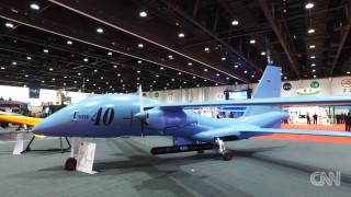 Μία στρατιωτική έκθεση αφιερωμένη στα drones
