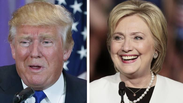 Εκλογές ΗΠΑ: Δεύτερη Σούπερ Τρίτη και... φαρμακερή για Κλίντον - Τραμπ