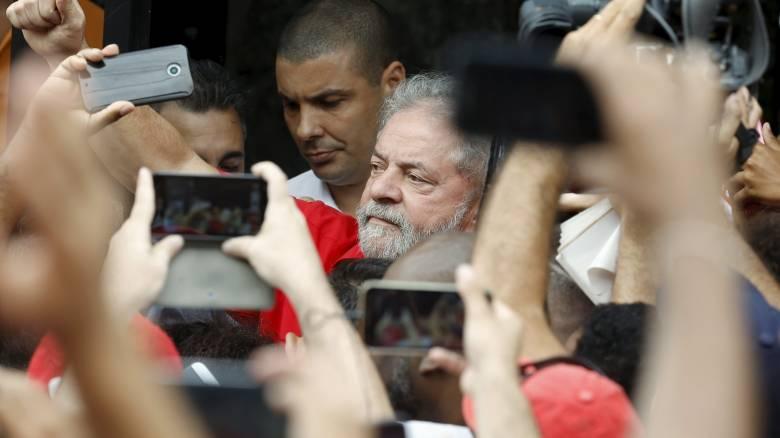 Βραζιλία: Ο Λούλα ντα Σίλβα αναλαμβάνει υπουργική θέση στην κυβέρνηση της Ρουσέφ