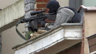 Θρίλερ στις Βρυξέλλες: Νεκρός ένας καταζητούμενος, άλλοι δύο καταδιώκονται