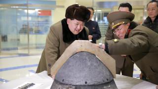 Η Βόρεια Κορέα προαναγγέλλει δοκιμή πυρηνικής κεφαλής