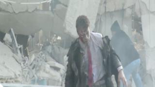 Οδοιπορικό στη Συρία: Όταν στόχος γίνονται οι άμαχοι