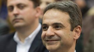 Στις Βρυξέλλες ο Κ. Μητσοτάκης για την Σύνοδο Κορυφής του ΕΛΚ