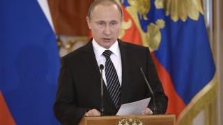 Πούτιν: Η Ρωσία μπορεί να επιστρέψει στη Συρία τις επόμενες ώρες