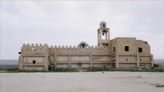Άγνωστοι βανδάλισαν το ιστορικό μοναστήρι του Τιμίου Προδρόμου στον Ιορδάνη