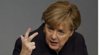 Mέρκελ: Η Ελλάδα δεν πρέπει να εγκαταλειφθεί